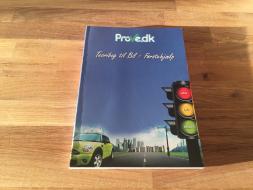 Teoribog til bil + Førstehjælp